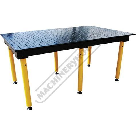 w07723a tmqd620125f buildpro max modular welding table