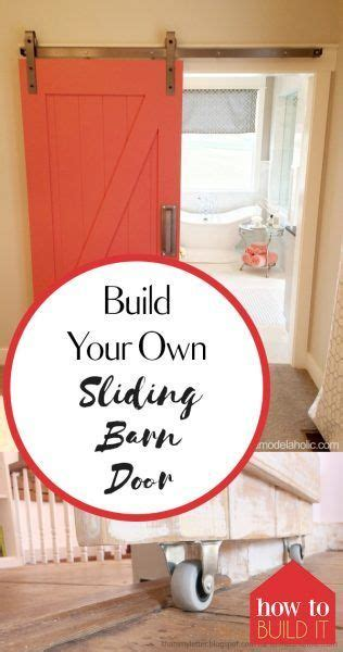 make your own sliding barn door 25 best ideas about diy barn door on