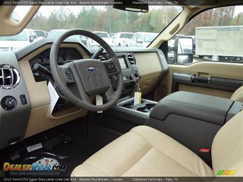 2012 F250 Interior by Adobe Interior 2012 Ford F250 Duty Lariat Crew Cab