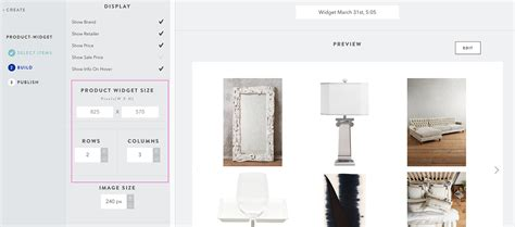 pinterest style layout plugin how to add a shop the look widget to your blog little