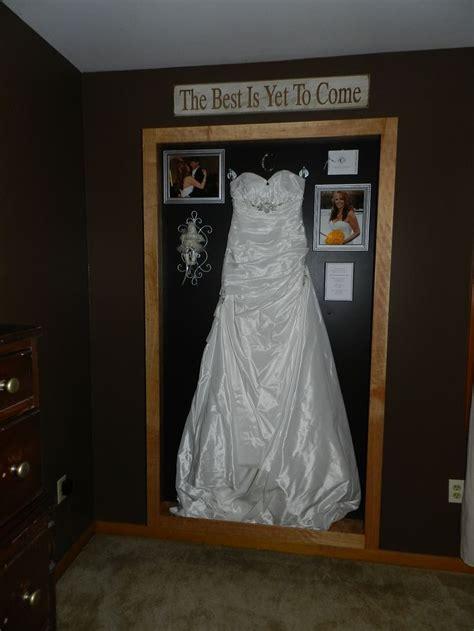 hochzeitskleid box die besten 25 wedding dress shadow box ideen auf