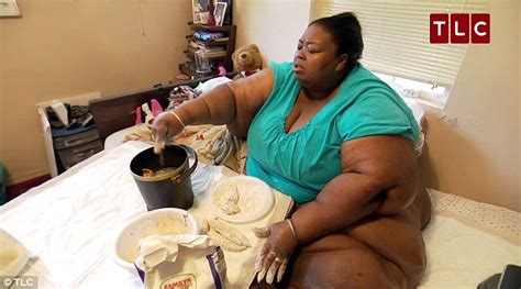 my boyfriend is bad in bed my 600lb life s marla mccants stands for first time in years daily mail online