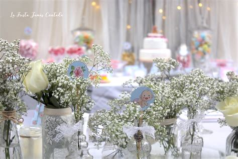 10 best images about ideas decoracion bautizo j a on mesas read more and table runners ideas para bautizos
