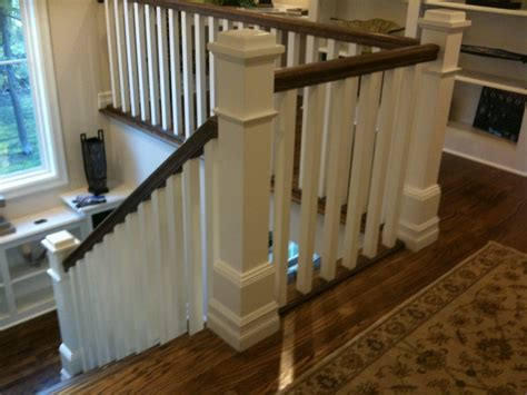 Home Depot Interior Stair Railings by A Quest For A Box Newel Post Wny Handyman