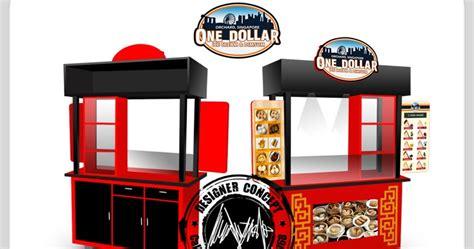 desain gerobak modern desain logo logo kuliner desain gerobak jasa desain