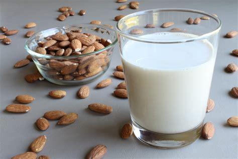 Almond Rawalmond Milk health benefits of almond milk