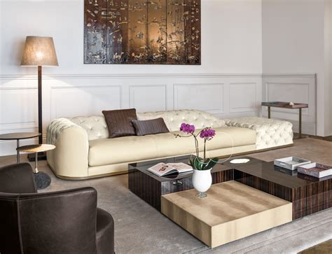 longhi sofa milton lounge sofas from longhi architonic