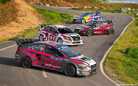 subaru rally racing livery 2015 subaru rally team usa sti livery andy
