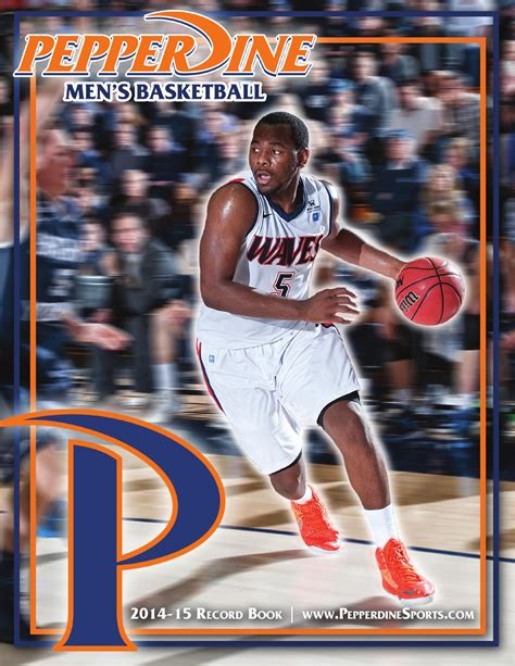 basketball record issuu 2014 15 pepperdine s basketball record book by