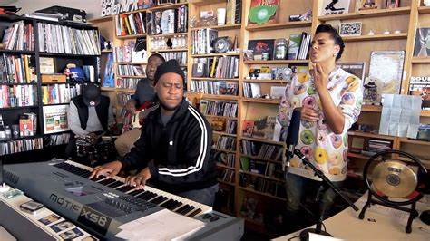 What Is Tiny Desk Concert by Robert Glasper Experiment Tiny Desk Concert Npr