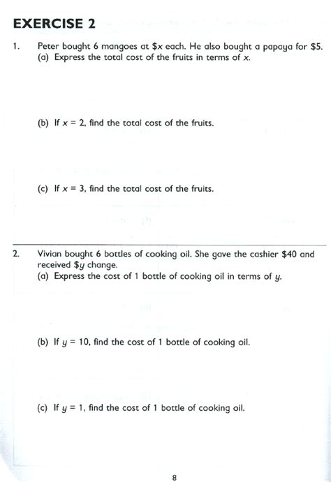 Intensive Maths Drills Primary 4 beautiful maths for primary 4 pictures inspiration