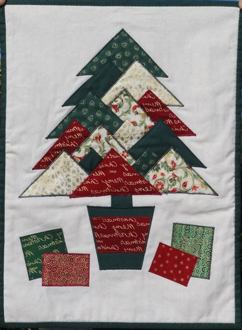 Patchwork Wall Hanging Patterns - best 25 patchwork navidad ideas on