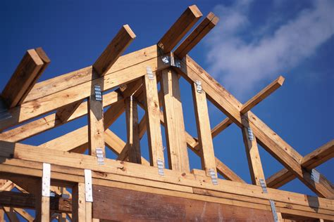 Pitched Roof Framing Nhbc Figures Report Cheer For House Building