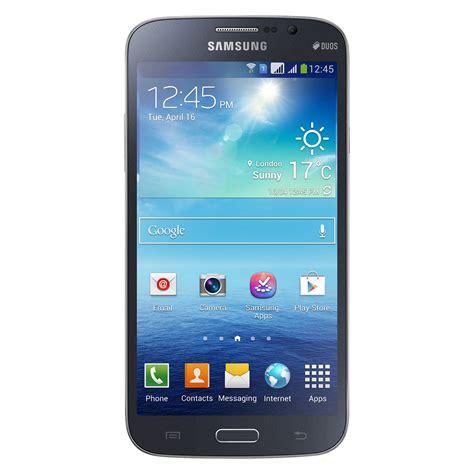 mobile samsung smartphone samsung galaxy mega duos gt i9152 noir mobile