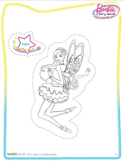 coloring pages of barbie a fairy secret barbie movies images barbie a fairy secret coloring