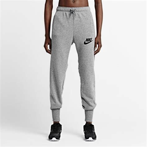 girls gray and black joggers pants nike rally womens joggers sweatpants sale carbon