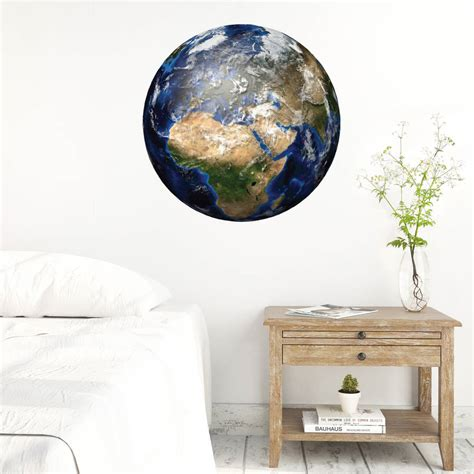 educational wall stickers educational earth wall stickers by parkins interiors notonthehighstreet