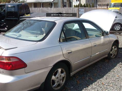 1998 honda accord 2 door 1998 honda accord ex sedan 4 door 2 3l water damage