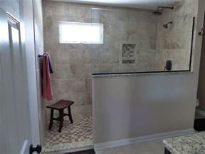 doorless shower plans doorless walk in shower small bathroom joy studio design