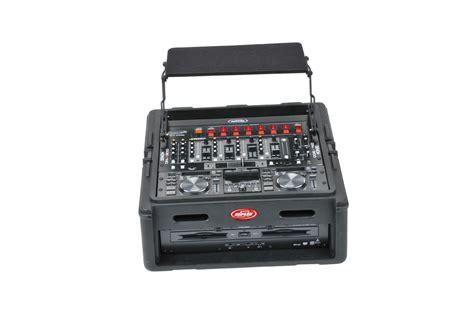 Rak Mixer Proel Box Mixer Hardcase Mixer 10in skb 1skb r102 10 x 2 space roto molded rack mixer console 1skbr102 skb12 1skb r102