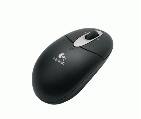 logitech rx650 cordless optical mouse photos