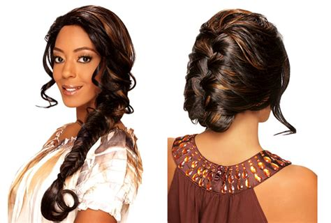 ready made french braid wig zury sis french braid wig black hairstyle and haircuts