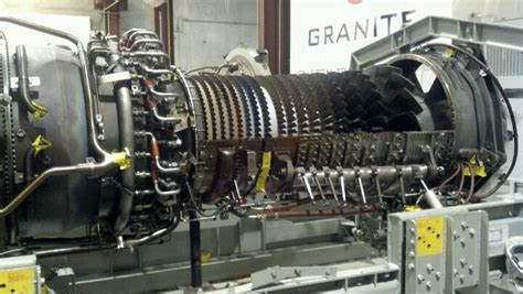 ge lm2500 during top removal turbines