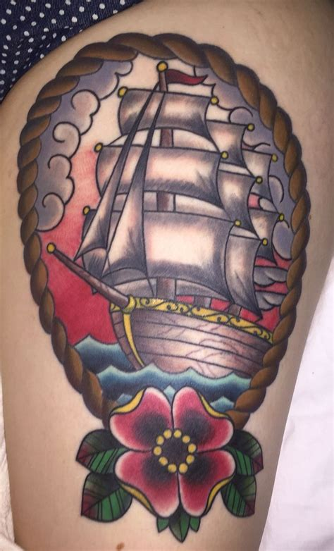 frontline tattoo vista 17 best ideas about traditional ship on