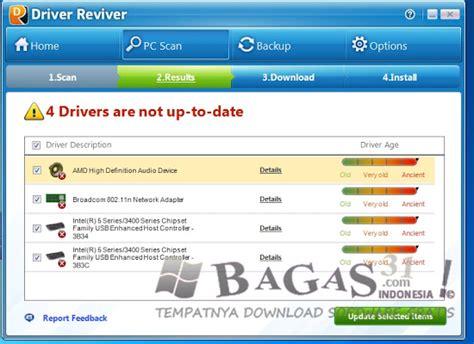 bagas31 driver booster driver reviver 4 0 1 7 full crack bagas31 com