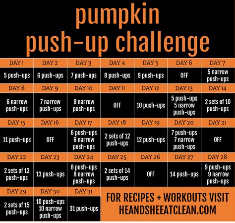 push ups challenge 30 day push up challenge he she eat clean healthy