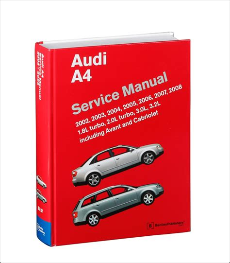 auto manual repair 2004 audi s4 security system gallery audi audi repair manual a4 2002 2008 bentley publishers repair manuals and