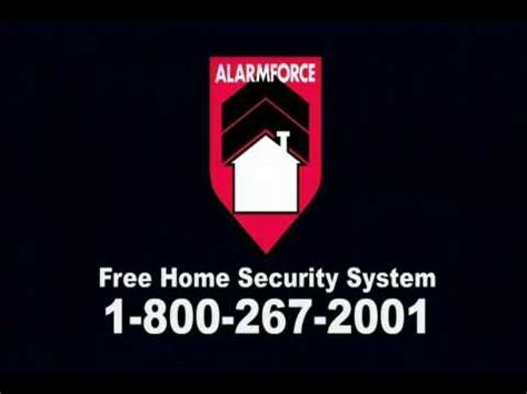 alarmforce wireless home security systems