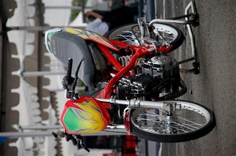 Shockbreaker Yss Buat Satria Fu modifikasi modifikasi motor drag style