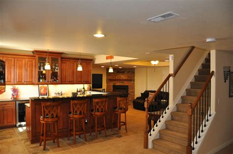 castle rock basement finishing remodeling