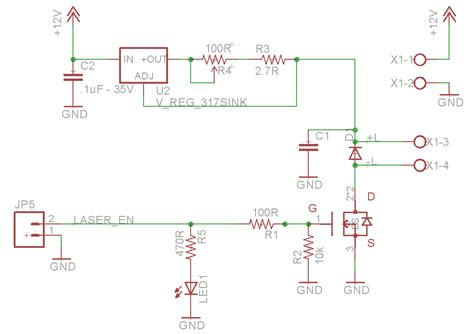 blue laser diode driver circuit laser diode driver schematic laser free engine image for user manual