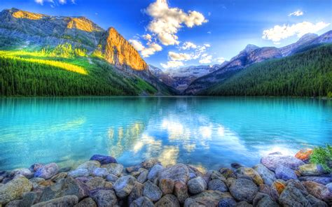 Lake mountains view wallpapers pictures photos images