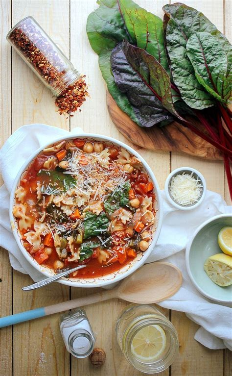 Http Hbfit Hbfit Fave Detox Soup by 1000 Ideas About Easy Minestrone Soup On