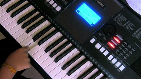 keyboard tutorial by vijay lali lali le malayalam piano tutorial by pranav anish