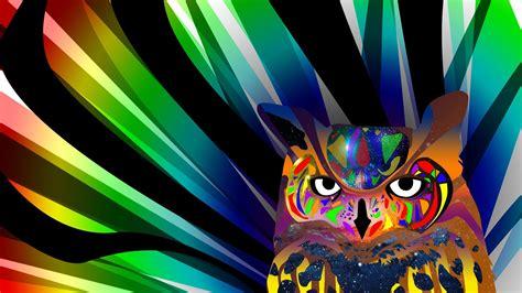 abstract owl wallpaper abstract owls wallpaper 1920x1080 334048 wallpaperup