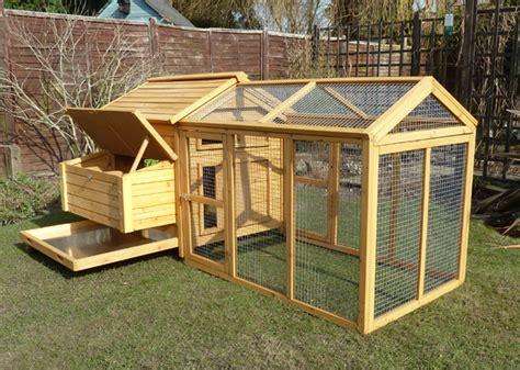Best Price Rabbit Hutches Chicken House Run