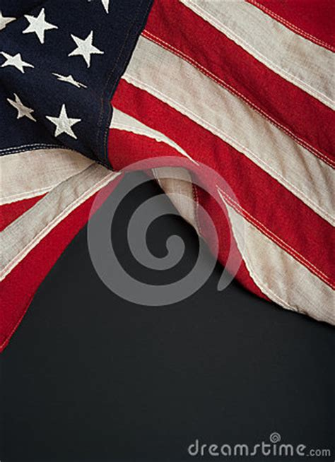 draped flag american flag on a blackboard stock photo image 42791482
