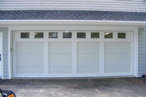 painting garage door in some simple steps home style