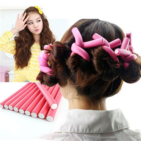 Best Hair Curlers For Hair by 17 Best Ideas About Foam Curlers On Sponge