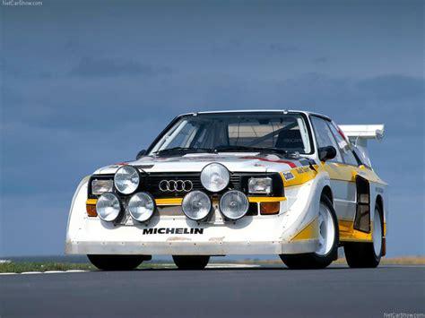 Audi S1 Urquattro by Audi Quattro S1 Photos News Reviews Specs Car Listings