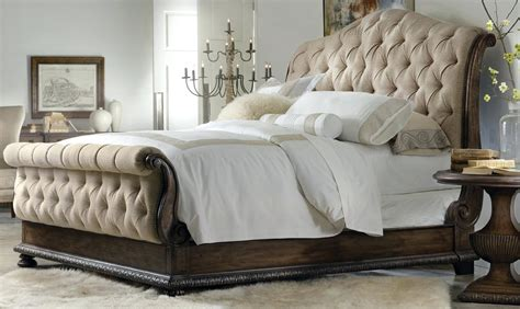 beautiful tufted bed frame king home ideas collection