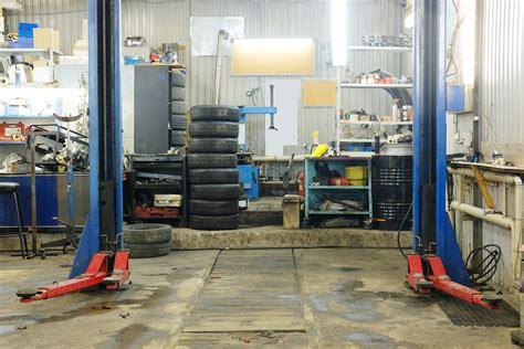 werkstatt in garage einrichten eine autowerkstatt professionell einrichten