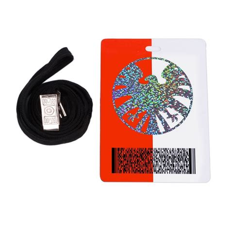 Id Card Laser by Shield Secret Base Id Card Laser Passport With Lanyard