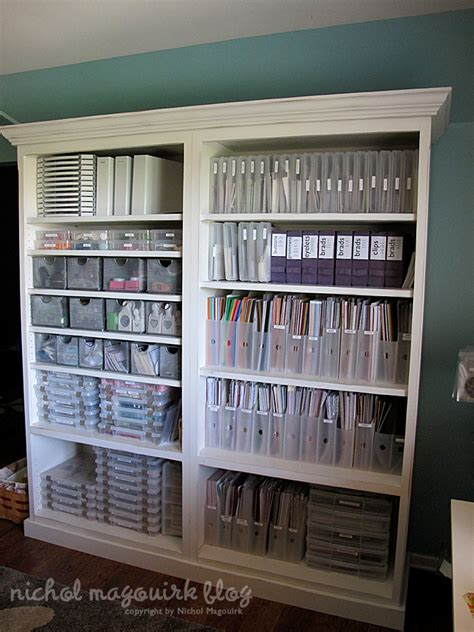studio organization ideas absolutely organized craft studio nicol magouirk craft