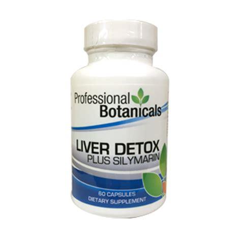 Liver Detox Plus by Liver Detox Plus Silymarin 60 Caps Liver Detoxification