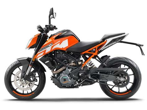 Ktm Duke 250 Images Ktm Duke 250 2017 Model Launched In India New Ktm 250